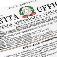 """Il Decreto """"Ristori quater"""" in Gazzetta Ufficiale"""