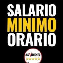 Salario minimo orario: il disegno di legge del M5S arriva in Parlamento