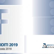 Dichiarazione modello Redditi 2019: scadenza anticipata a settembre