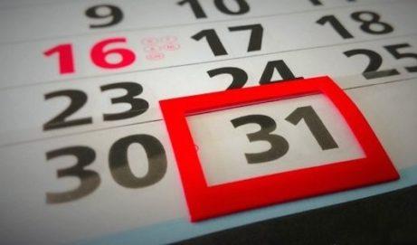 Esterometro e Lipe, doppia scadenza il 31 maggio 2019